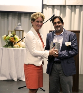 duffy ramirez receives culinary artist of the year award from st. tammany parish president pat brister