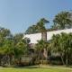 exterior view of palmettos restaurant on bayou bonfouca
